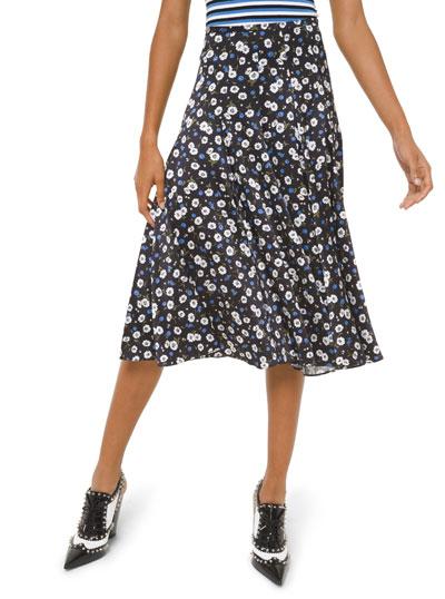 Silk Dance Skirt