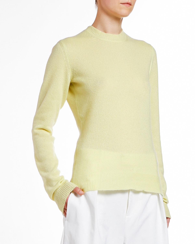 Bottega Veneta Sweaters CASHMERE CREWNECK SWEATER
