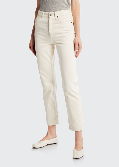 Ash Skinny Ankle Jeans