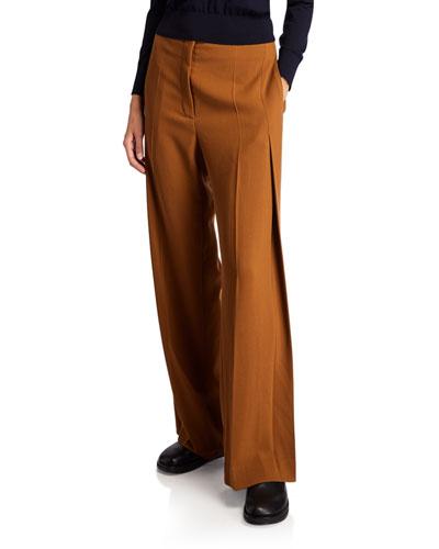 Alexa Wool Pants