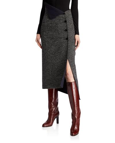Verna Wool Skirt
