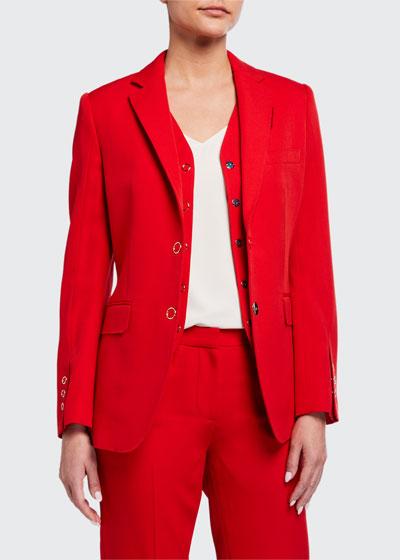 Ornella Jacket with Waistcoat