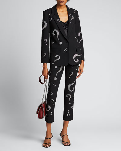 Who's That Girl Long Blazer