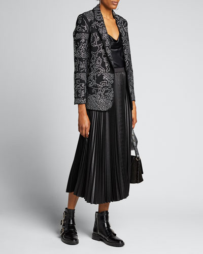 Moorish is Moorish Long Blazer