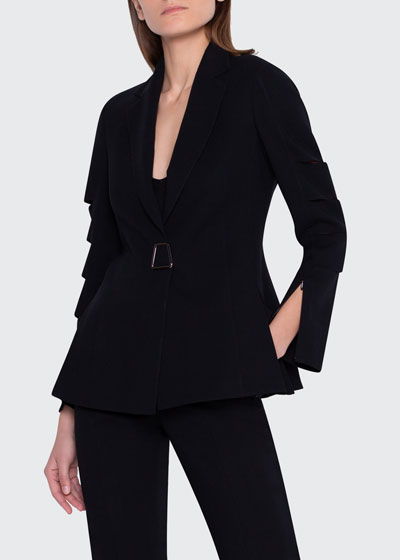 Slit-Arm Jacket