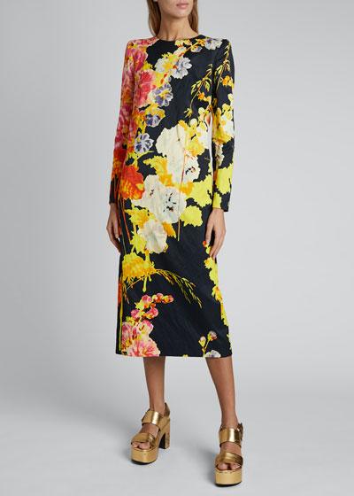 Daia Floral-Print Dress
