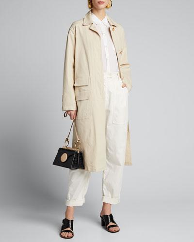 Samuel Cotton Duster Coat