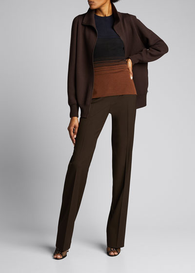 Carol Stretch Wool Pants