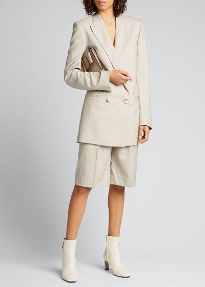 Hew Wool Bermuda Shorts