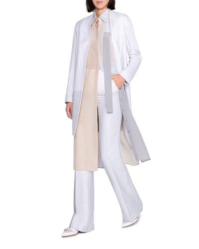 Mezzo Colorblocked Coat