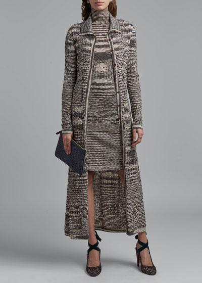 Wool Duster Cardigan