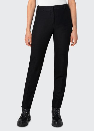 Melvin Slim-Leg Wool Pants