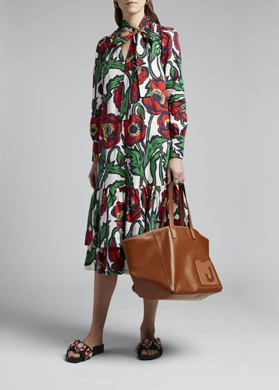 Good Witch Floral Print Dress