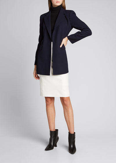 Double-Face Wool Jacket