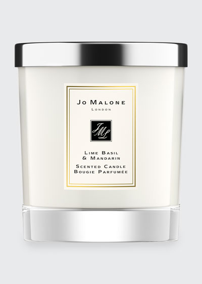 Lime Basil & Mandarin Home Candle, 7 oz.