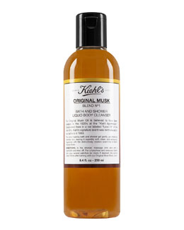 Kiehl's Since 1851 Original Musk Bath & Shower Gel