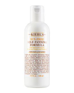 Kiehl's Since 1851 Sun-Free Self-Tanning Formula For Face and Body, 5.0 fl. oz.