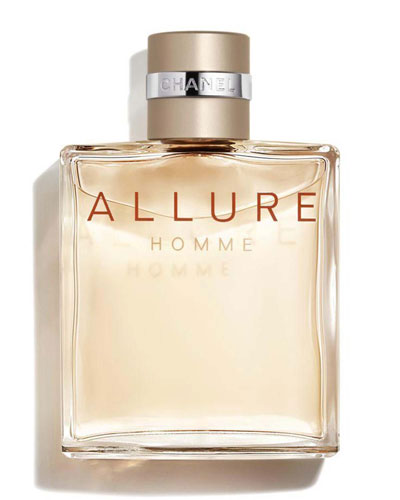 <b>ALLURE HOMME</b><br>Eau de Toilette Spray, 3.4 oz.