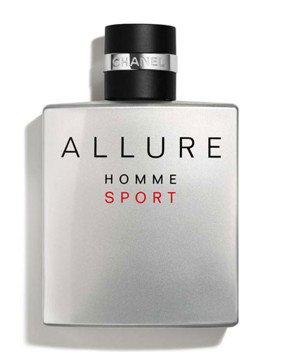 <b>ALLURE HOMME SPORT</b><br> Eau de Toilette Spray, 3.4 oz.