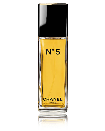 <b>N°5 </b><br>Eau de Toilette Spray, 3.4 oz.