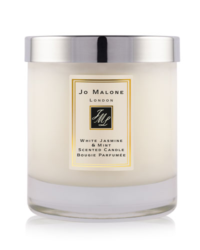 White Jasmine & Mint Home Candle, 7 oz.