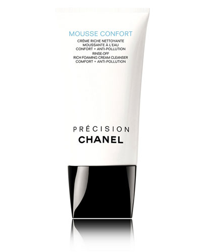 <b>Mousse Confort</b> <br>Rinse-Off Rich Foaming Cream Cleanser