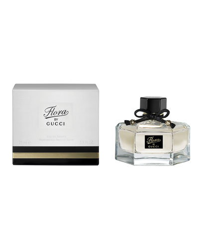 Flora by Gucci Eau de Toilette, 2.5 ounces