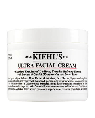 Ultra Facial Cream, 4.2 oz.