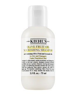 Kiehl's Since 1851 Travel-Size Olive Fruit Oil Nourishing Shampoo