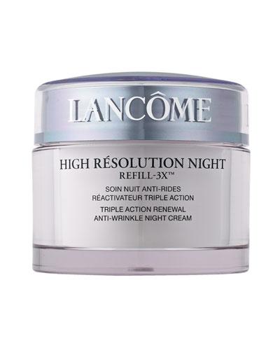 High Resolution Night Refill-3X, 2.6 oz