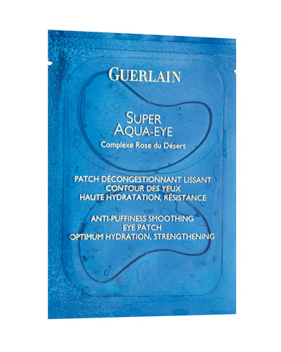 Super Aqua Eye Anti-Puffiness/Smoothing Eye Patch