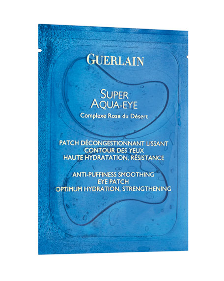 Super Aqua-Eye Anti-Puffiness/Smoothing Eye Patch
