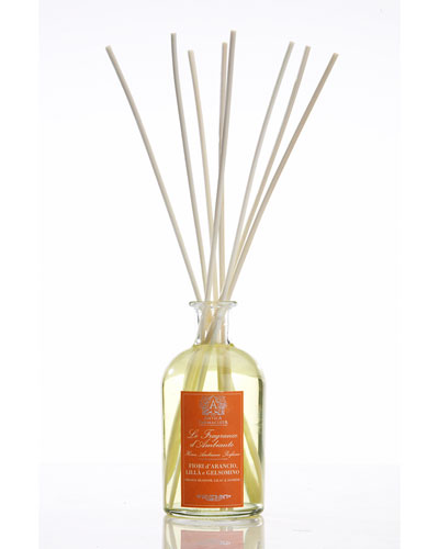Orange Blossom, Lilac & Jasmine Home Ambiance Fragrance, 8.5 oz.