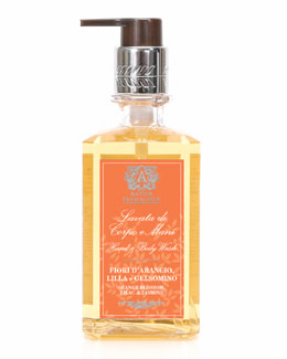 Antica Farmacista Orange Blossom, Lilac & Jasmine Hand Wash