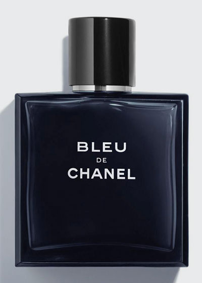 <b>BLEU DE CHANEL</b> <br>Eau de Toilette Spray, 1.7 oz.