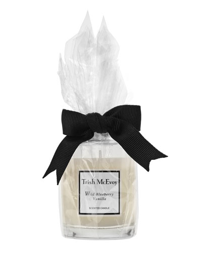 Wild Blueberry Vanilla Scented Candle, 2 oz.