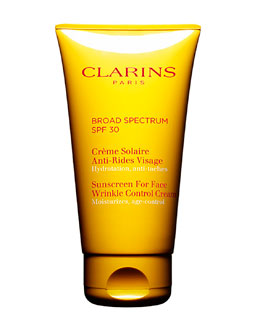Clarins Sun Wrinkle Control Cream Ultra Protection SPF 30