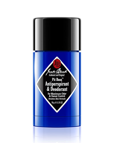 Jack Black Pit Boss Antiperspirant Deodorant, 2.75 oz.