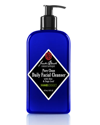 Pure Clean Daily Facial Cleanser, 16 oz.