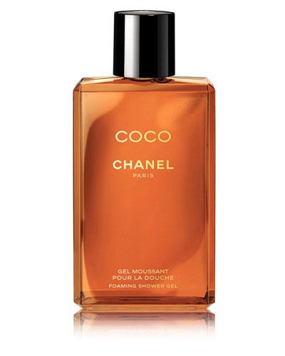 <b>COCO</b><br>Foaming Shower Gel, 6.8 oz.