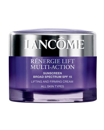 Rénergie Lift Multi-Action Cream SPF 15 All Skin Types, 1.7 oz.