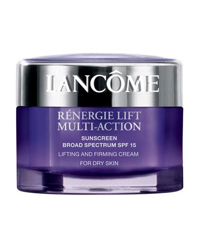 Rènergie Lift Multi-Action Rich Cream With SPF 15 For Dry Skin, 1.7 oz./ 50 mL