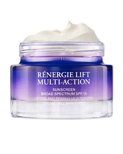 Rénergie Lift Multi-Action Day Cream With SPF 15, 2.6 oz./ 75 mL