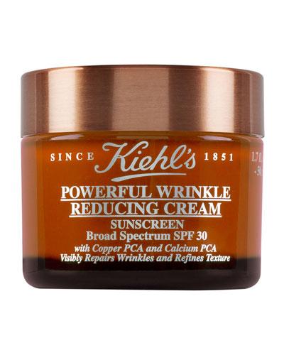 Kiehl's Since 1851 Powerful Wrinkle Reducing Cream SPF