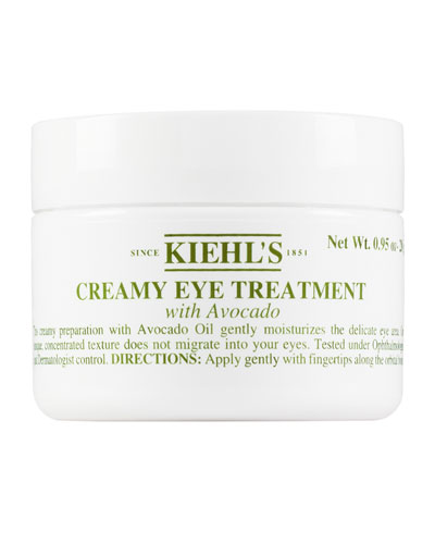 Creamy Eye Treatment with Avocado, Large, 0.95 oz.