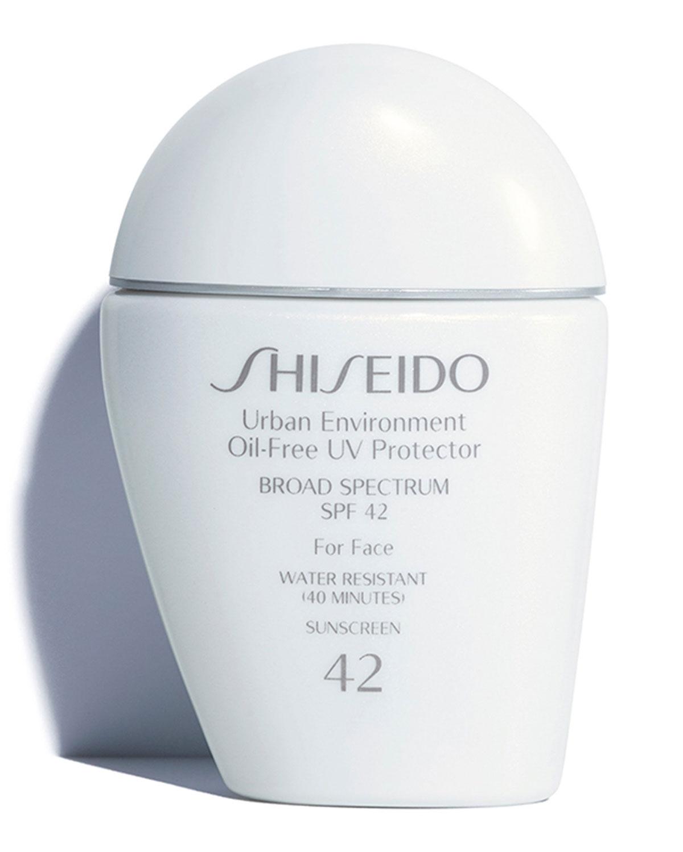 Shiseido URBAN ENVIRONMENT OIL-FREE UV PROTECTOR SPF 42