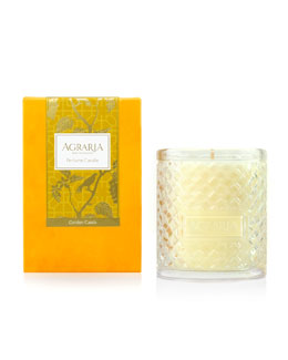 Agraria Golden Cassis Woven Candle