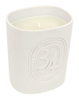 Diptyque 34 Boulevard Saint Germain Scented Candle