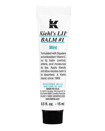 Lip Balm, Mint, 0.5 oz.