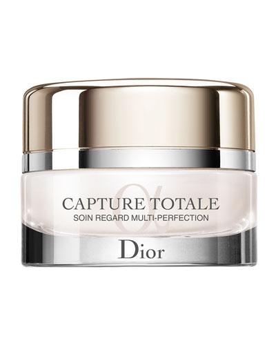 Capture Totale Multi-Perfection Eye Crème, 15 mL